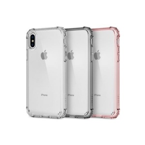 Ốp Spigen Crystal Shell iPhone X / XS (chính hãng)